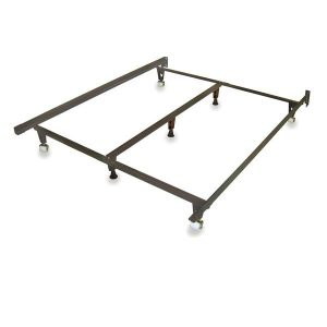 10 Best Bed Frames For Heavy Person July 2018