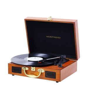 10 Best All-in-One Record Players (Sept  2019) - Reviews