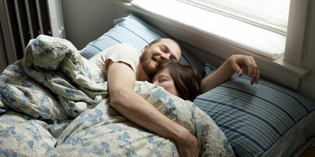 couple-on-a-mattress