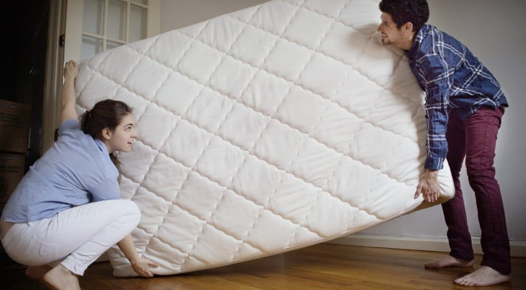 hybrid-mattress-weight
