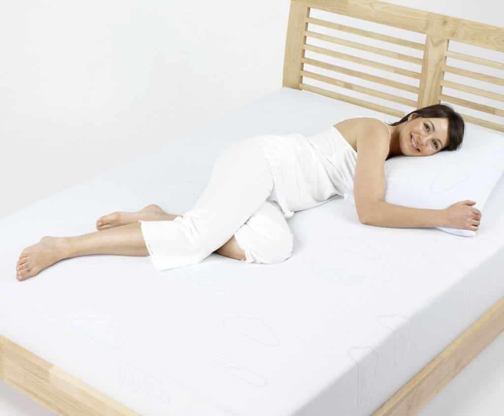 on memory foam mattress 1024x846 image