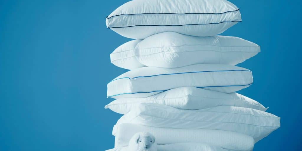 Types of pillows