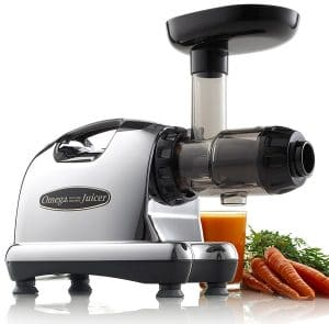5 Incredible Omega Juicers and Nutrition Systems – Reviews and Buying Guide