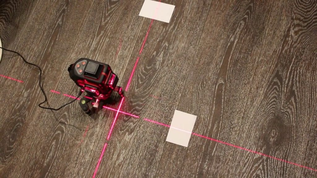Accuracy Laser Level