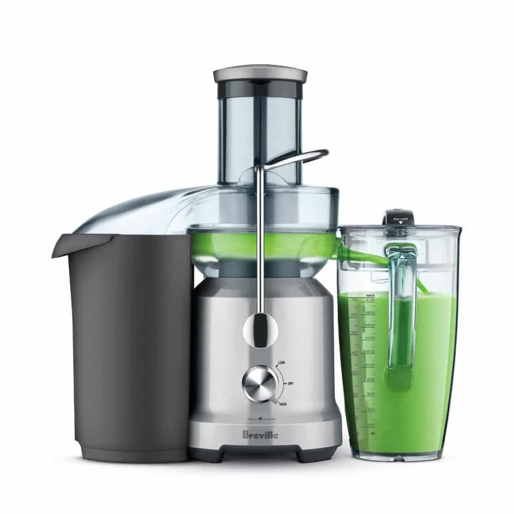 Build and durability juicers for leafy greens