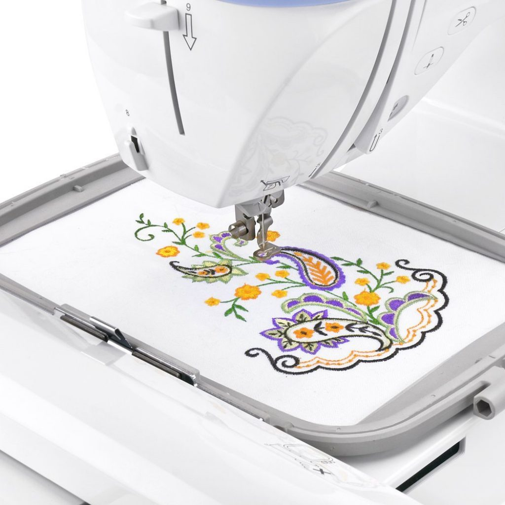 7 Best Embroidery Machines (Sept  2019) – Reviews & Buying Guide