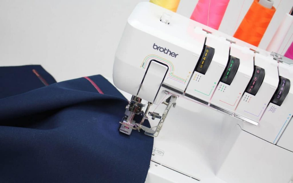 Coverstitch Machine