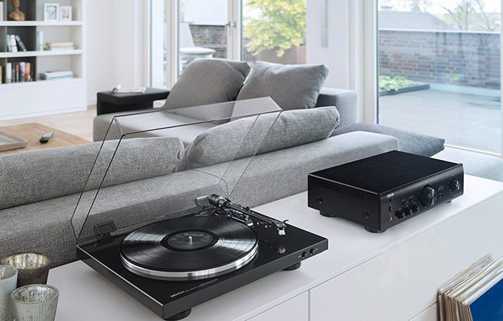 Turntable for beginners