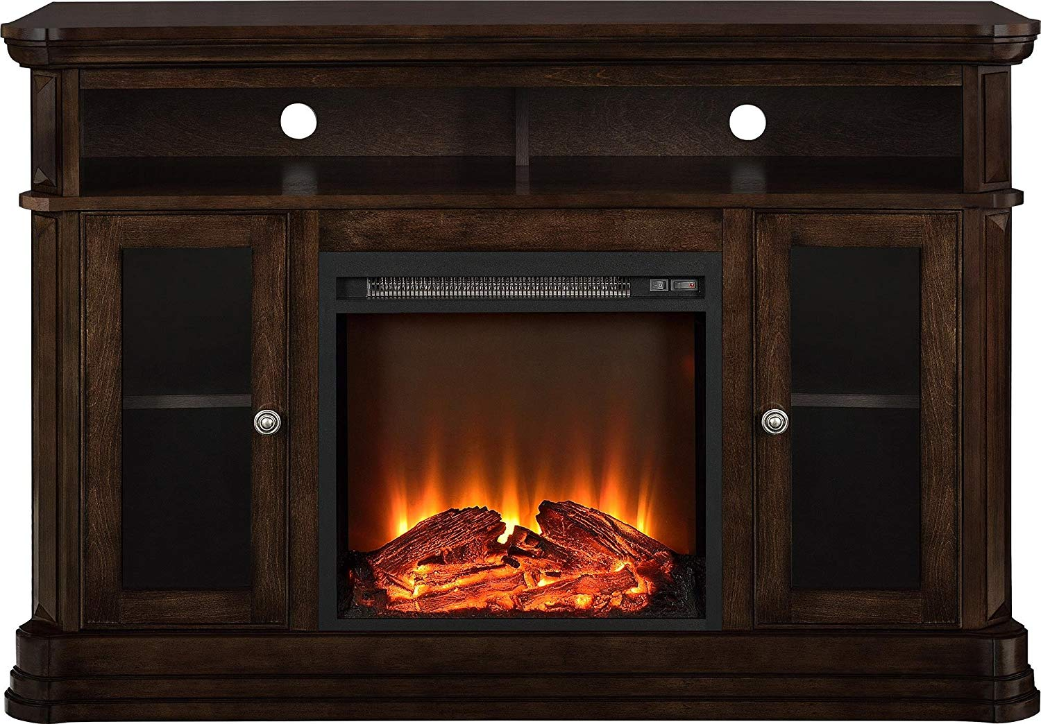 Altra Furniture Chicago Fireplace TV Stand, 50 inches_1