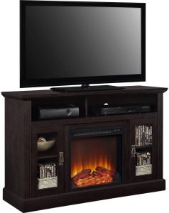Altra Furniture Chicago Fireplace TV Stand, 50 inches_2