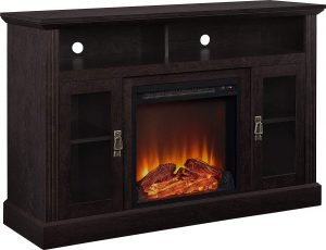 Altra Furniture Chicago Fireplace TV Stand, 50 inches_3