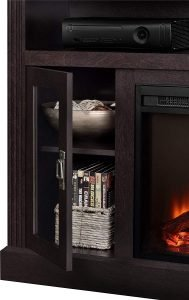 Altra Furniture Chicago Fireplace TV Stand, 50 inches_7