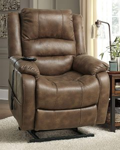 Ashley Furniture Signature Design Yandel Power Lift Recliner 2 240x300 image
