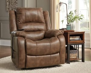 Ashley Furniture Signature Design Yandel Power Lift Recliner 3 300x240 image