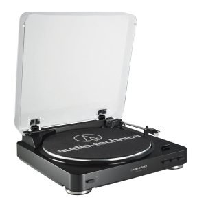 Audio Technica AT LP60 Fully Automatic Stereo Turntable System 1 300x300 image