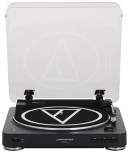 Audio Technica AT LP60 Fully Automatic Stereo Turntable System 2 252x300 image