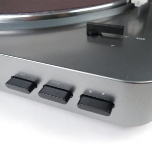 Audio Technica AT LP60 Fully Automatic Stereo Turntable System 3 300x300 image