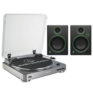 Audio Technica AT LP60 Fully Automatic Stereo Turntable System 7 300x300 image