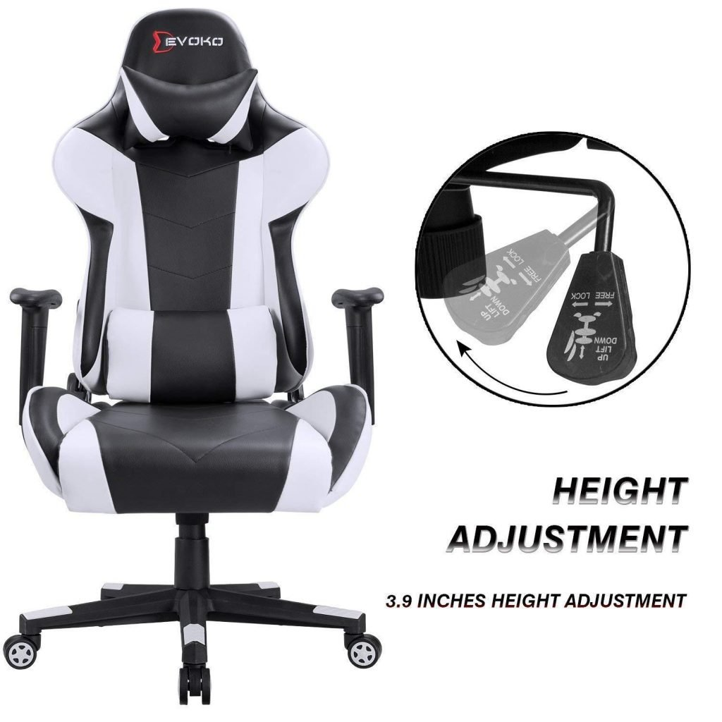 8 Best Gaming Chairs Under 200 May 2019 Reviews