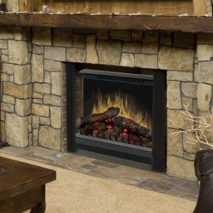 Dimplex DFI2310 Electric Fireplace Deluxe 23-Inch Insert_5