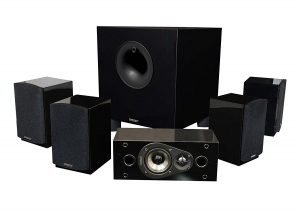 Energy 5.1 Take Classic Home Theater System Set of Six 1 300x214 image
