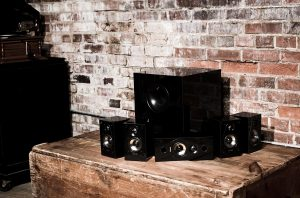Energy 5.1 Take Classic Home Theater System Set of Six 7 300x198 image
