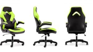 Essentials Racing Style Leather Gaming Chair 3 300x169 image