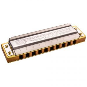 Fender Blues Deluxe Harmonica Key of C 2 300x300 image
