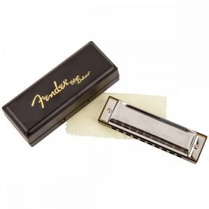 Fender Blues Deluxe Harmonica Key of C 3 300x300 image