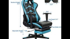 Furmax Gaming Chair High Back Racing Chair 3 300x169 image