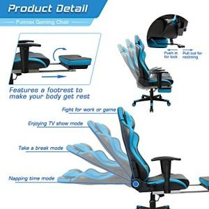 Furmax Gaming Chair High Back Racing Chair 5 300x300 image