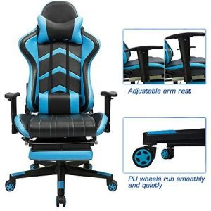 Furmax Gaming Chair High Back Racing Chair 6 300x300 image