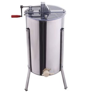 Goplus Large 2 Frame Stainless Steel Honey Extractor_2