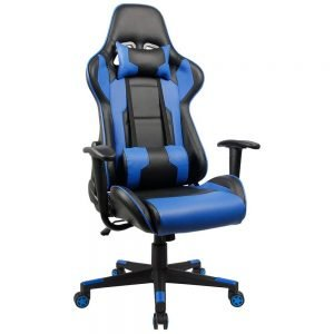 Homall Executive Swivel Faux Leather Gaming Chair 1 300x300 image
