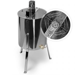 Honey Keeper Pro Electric 4-Frame Honey Extractor_1