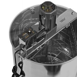 Honey Keeper Pro Electric 4-Frame Honey Extractor_2