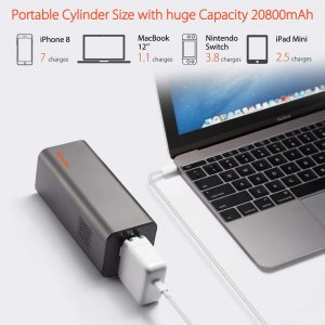 Jackery AC Outlet Portable Laptop Charger_2