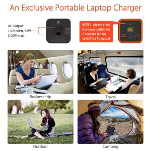 Jackery AC Outlet Portable Laptop Charger_3