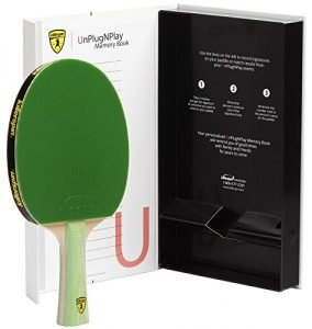 Killerspin JET200 Table Tennis Paddle 2 284x300 image