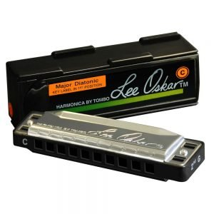 Lee Oskar Harmonica Key of C Major Diatonic 2 300x300 image