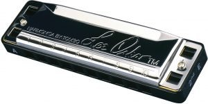 Lee Oskar Harmonica Key of C Major Diatonic 4 300x150 image
