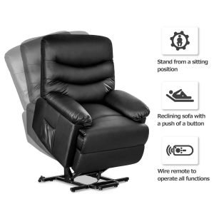 Merax Power Recliner and Lift Chair 6 300x300 image
