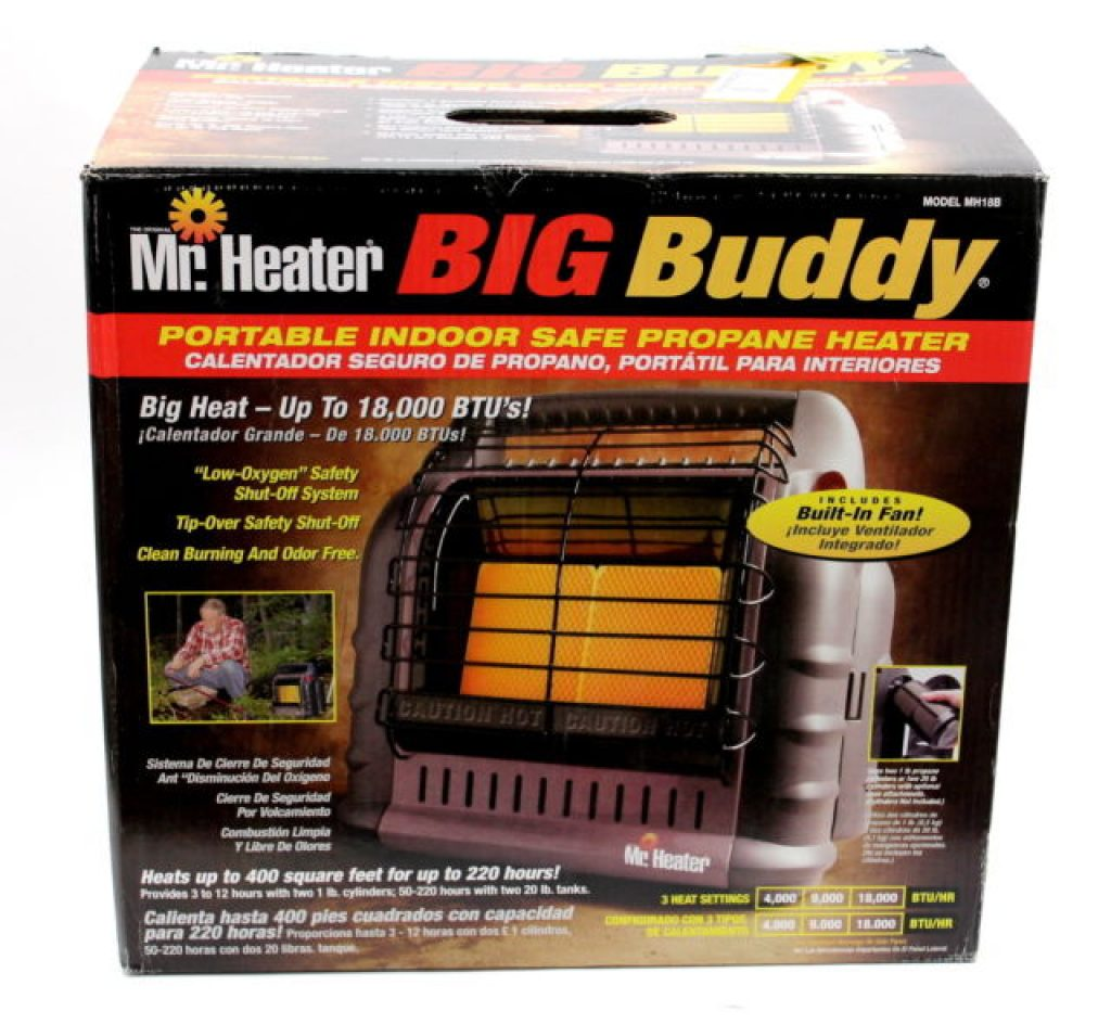 6 Best Propane Garage Heaters Aug 2019 Reviews Buying Guide