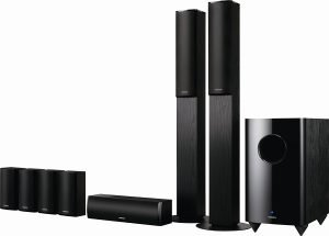 Onkyo SKS HT870 Home Theater Speaker System 1 300x215 image