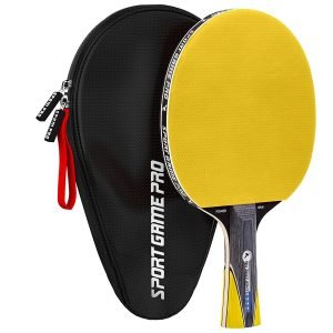 Ping Pong Paddle JT 700 with Killer Spin 5 300x300 image