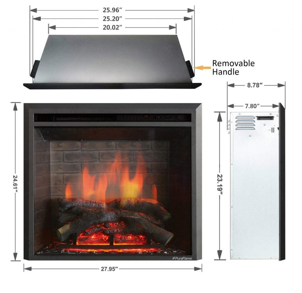 8 Best Electric Fireplaces Mar 2020 Reviews Buying Guide