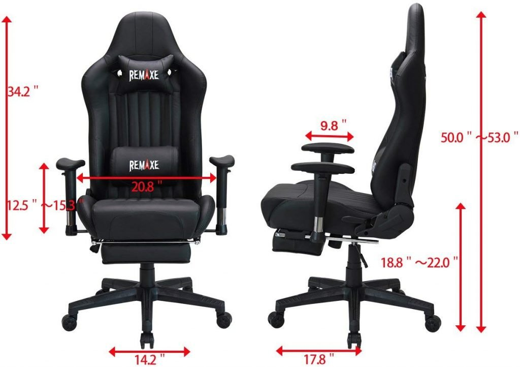 8 Best Gaming Chairs Under 200 Nov 2019 Reviews