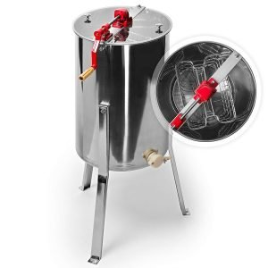 VINGLI Upgraded 2 Frame Honey Extractor_1