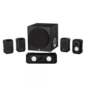 Yamaha NS SP1800BL 5.1 Channel Home Theater Speaker System 1 300x300 image