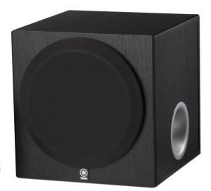 Yamaha NS SP1800BL 5.1 Channel Home Theater Speaker System 2 300x271 image